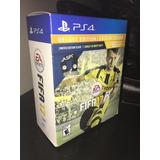 Fifa 17 Ps4 Deluxe Edition+bufanda Ea Sports+envio Gratis