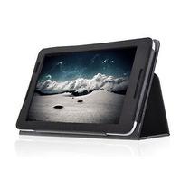 Funda Lenovo A5500. Incluye Stylus, Mica Y Envío. Negro.