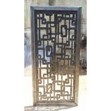 Protectores Para Puerta Y Ventanas Elaborados En Metal
