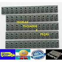 Borracha Roland Juno D Juno G E09 Kit Completo Frete Free