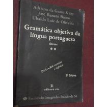 Gramatica Objetiva Da Lingua Portugesa Sintaxe Adriano Da