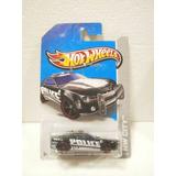 Hot Wheels T Hunt 10 Camaro Ss Negro Patrulla 17/250 2013