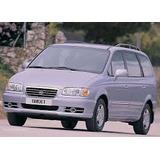Manual De Despiece Hyundai Trajet 1999-2008 Español