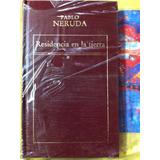 Residencia En La Tierra - Pablo Neruda Tomo 39 - H U