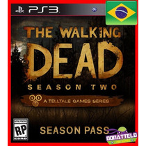 The Walking Dead Season 2 Jogos Ps3 Psn Portugues Br Oferta!