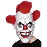 ++ Mascara Terror Payaso Asesino Halloween Adulto Nueva ++