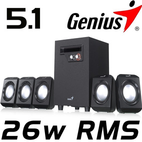 Surround Speaker System 5.1 Genius
