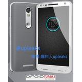 Pelicula De Vidro Anti Risco Novo Motorola Droid Turbo 2 5.4
