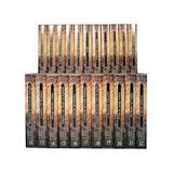 Coleção Grandes Impérios E Civilizações Completa 22 Vol (vhs