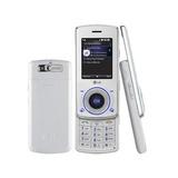 Celular Desbloqueado Lg Km710 Com Single Chip, Mp3, Rádio