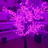 Árvore Decorativa Com Luzes De Led Rosas S/juros