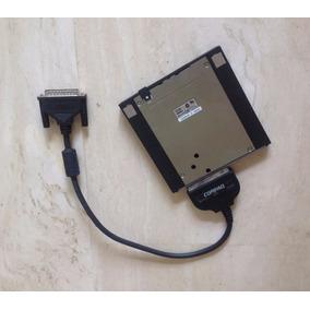 Unidad De Diskette Compaq Puerto Paralelo - Sps: 136233-001