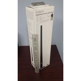 Terk Antena Tipo Torre Amplificada Para Am/fm