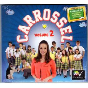 Cd Carrossel Vol 2 (digipack, Original E Lacrado)