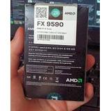 Amd Fx 9590 Nuevo Para Tarjetas Am3+ Ddr3 220w Sin Disipador