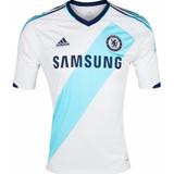 Jersey Chelsea Inglaterra Visita Temporada 2012-2013 adidas