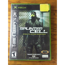 Splinter Cell Stealth Action Redefined - Tom Clancy
