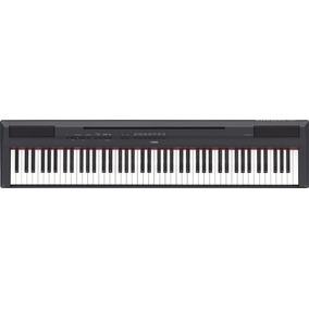 Piano Eletrônico Digital Yamaha P 115 B