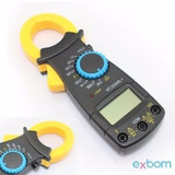 Alicate Digital Amperímetro Profissional Teste Diodo Md-y400