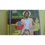 Cd Gregory Isaacs Brothers Dont Give Up Reggae