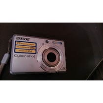 Vendo/cambio Sony Cyber-shot 7.2 Megapixeles Graba Video