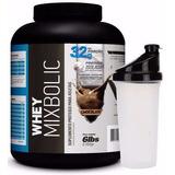 Whey Protein 6lbs (2,722kg)- A Mais Vendida No Mercado Livre