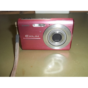 Câmera Digital Casio Exilim 7.2 Megapixel Lcd 2.6 +sd De 2gb