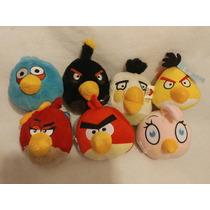7 Angry Birds Nuevos Originales De Coleccion