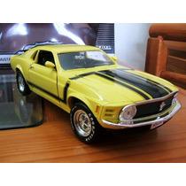 1970 Ford Mustang Boss 302 Grabber Yellow 1/18 Ertl