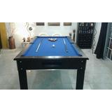 Mesa De Pool Profesional De Fabrica