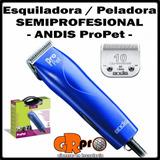 Propet Andis Semiprofesional Esquiladora Peladora