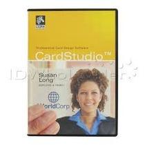 Software Card Studio Standard Zebra Para Impresion Tarjetas