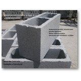 Bloco De Concreto Aparente - Direto Fábrica