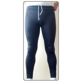 Licra Pantalón Color Negro Tallas S M L Xl Rollmarket