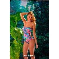 Mallas Trikini Enterizas Paul Klee T 1 Y 2 Taza Soft $ 1100