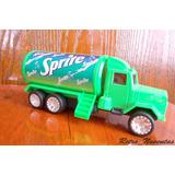 Antiguo Camión Sprite Año 2001 Coleccionable