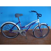 Rara Bicicleta Raleigh Retroglide Americana Aro 26 Original