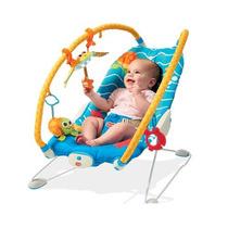 Cadeira Cadeirinha Bebê Musical Vibratória Tiny Love 7948