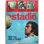 Revista Estadio Año 31 N° 1525 Quimantu Octubre 1972