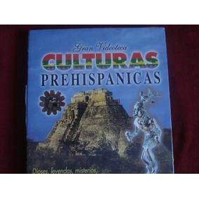 Gran Videoteca Culturas Prehispanicas En Vhs (5 Videos)