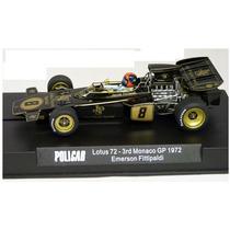 Slot.it Policar - Jps Lotus 72 F1 Emerson Fittipaldi