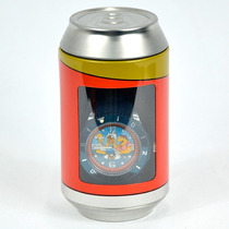 The Simpsons Duff Reloj De Pulso 100% Original 3