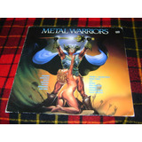 Vinilo V.a. Metal Warriors - Accept - Warlock -black Sabbath