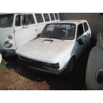 Fiat 147 Bom De Lata P/ Usar Partes E Peças Completo
