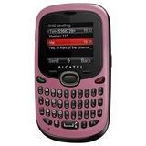 Celular Alcatel Ot-255d Dualchip, Pink