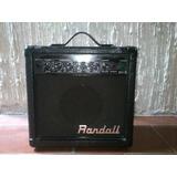 Amplificador Guitarra Randall 15 Watts