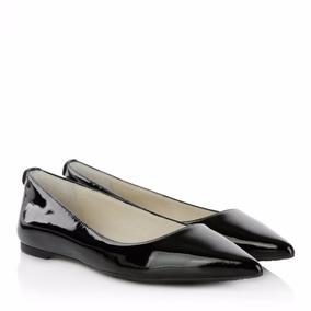 Zapatos Michael Kors Negro Charol - Piel - Envio Incluido