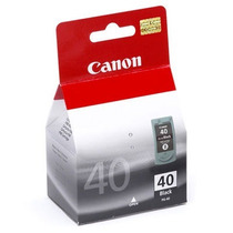 Cartucho Preto Pg-40 Pg40 Canon P Pixma Ip1200 Ip1300 Ip1800