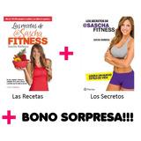 Los Secretos + Las Recetas De Sascha Fitness 3 Libros Pdf