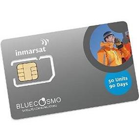 Bluecosmo Inmarsat Isatphone 50 Unidad Prepagada Tarjeta Sim